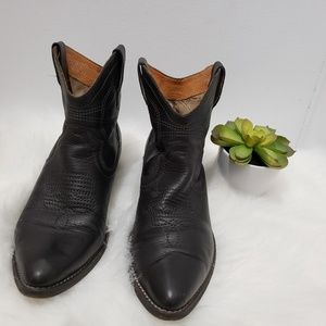 Aldo Genuine cowboy boots leather 36